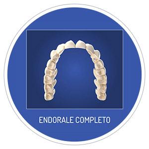 Esame radiologico sistematico endorale delle arcate dentarie