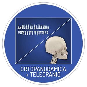 OPT + Telecranio